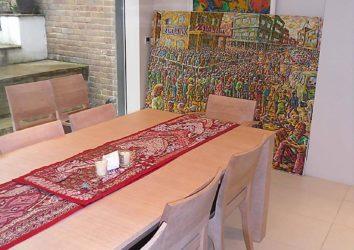 Contract abitazione privata londra